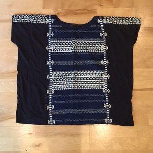 JCREW shirt. Size L